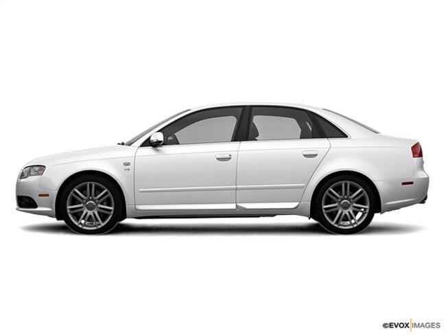 2007 Audi S4 4.2 Sedan