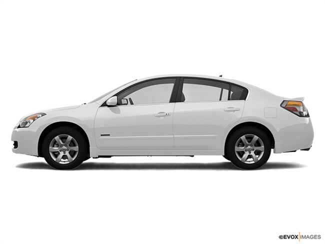 Used 2007 Nissan Altima Hybrid Sedan Serving Sarasota Bradenton Fl