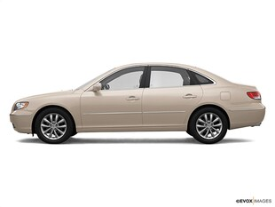 2007 Hyundai Azera GLS New Sedan