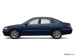2007 Hyundai Azera Limited Sedan