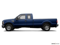 2008 Ford Super Duty F-250 SRW 4WD Supercab 158 Lariat Extended Cab Pickup