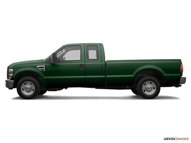 2008 Ford Super Duty F-250 SRW XLT Extended Cab Pickup