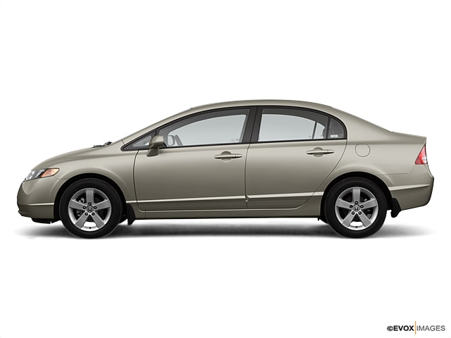 Used 2007 Honda Civic EX Sedan For Sale In Knoxville, TN