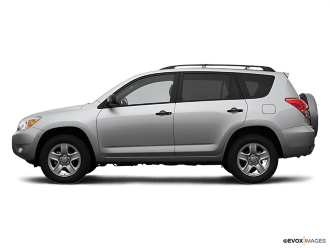 Used 2007 Toyota RAV4 Limited SUV For Sale in Oakland, CA