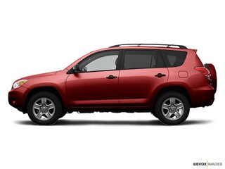 Used 2007 Toyota RAV4 4DR 4WD 4cyl SUV in Marietta, OH