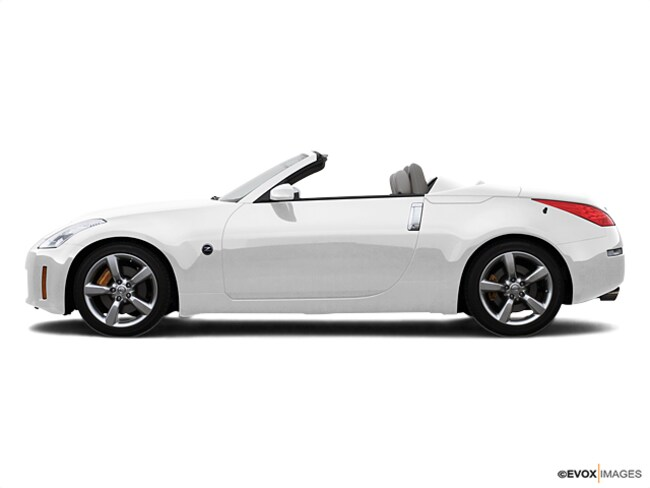 Used 2007 Nissan 350Z Touring Convertible JN1BZ36A57M654160 for sale near Nashville TN