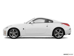 Used 2007 Nissan 350Z Touring Coupe for sale in Orange County