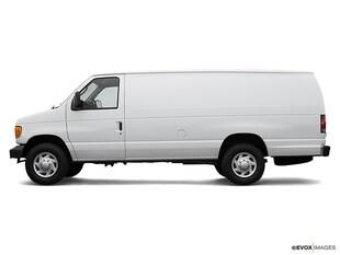 2007 Ford E-250 RV Cargo Van