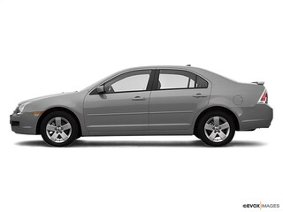 Used 2007 Ford Fusion SE Car 10794A in Durango, CO