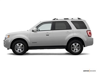 Used 2008 Ford Escape Limited SUV near Kennebunk