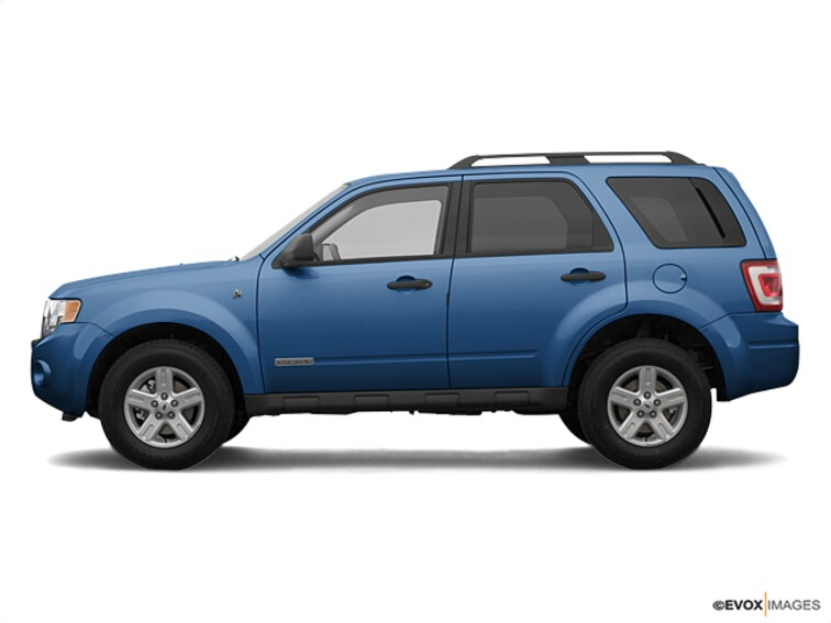 Used 2008 Ford Escape Hybrid Base SUV 496978B in San Diego, CA