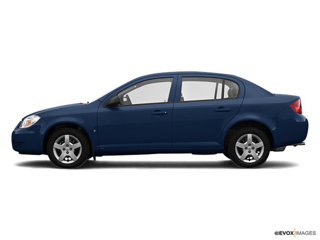2007 Chevrolet Cobalt LT 4dr Sedan Sedan