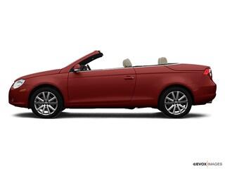 2007 Volkswagen Eos 2.0T Convertible