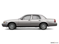 2007 Mercury Grand Marquis GS Sedan