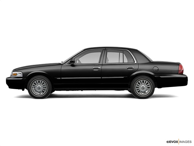 2007 Mercury Grand Marquis GS Car