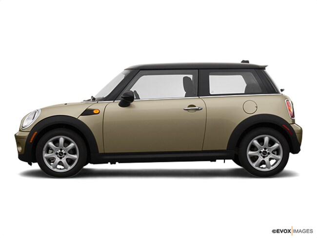 2007 MINI Cooper Base Hatchback