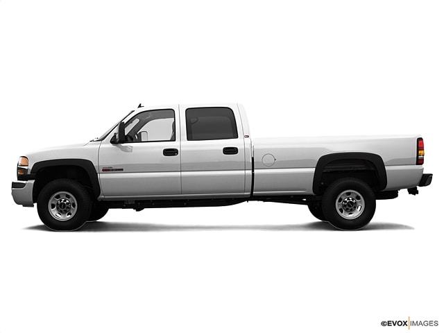 2007 GMC Sierra 3500 Chassis Cab WT Chassis Truck