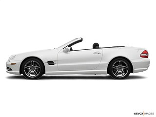 Used 2007 Mercedes-Benz SL-Class 5.5L V8 2dr Roadster Convertible for sale in Fort Myers, FL