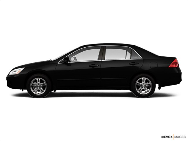 Used 2007 Honda Accord 4dr I4 AT EX Sedan for sale in Ames IA