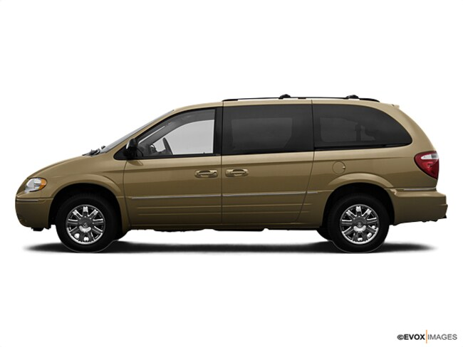 2007 Chrysler Town & Country Limited Passenger Van