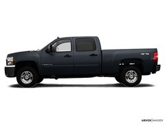 2007 Chevrolet Silverado 2500HD LTZ 4x4 Crew Cab 6.6 ft. box 153 in. WB
