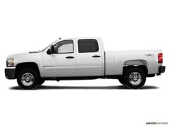 Used 2007 Chevrolet Silverado 2500HD Extended Cab Truck