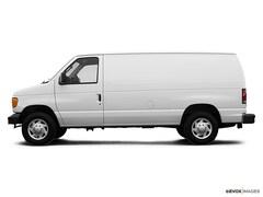 2007 Ford Econoline E-150 Commercial Full-size Cargo Van