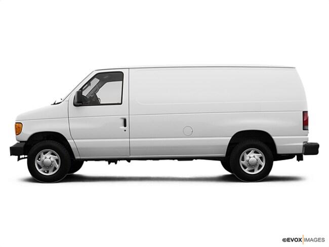 2007 Ford Econoline Wagon Van Cargo Van