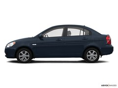 Used 2007 Hyundai Accent GLS Sedan for sale in Knoxville, TN