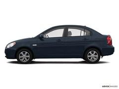 2007 Hyundai Accent GLS Sedan