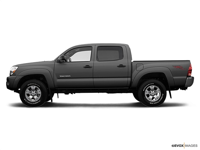 2007 Toyota Tacoma PreRunner Truck Double-Cab