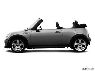 2007 MINI Cooper S Base Convertible