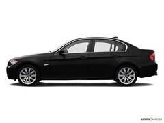 2007 BMW 3 Series 4dr Sdn 335i RWD Car