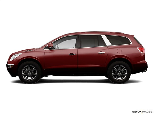 Used 2008 buick enclave for sale sterling heights mi 2008 buick enclave cxl suv sciox Image collections