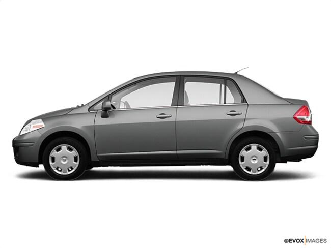 Used 2007 Nissan Versa For Sale Lawton Ok