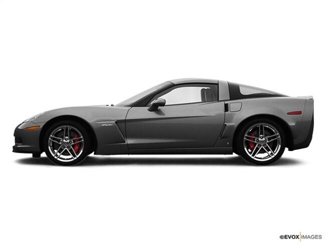2007 Chevrolet Corvette 2dr Cpe Z06 Car