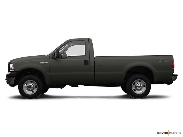 2007 Ford F-350 Super Duty Long Bed Truck