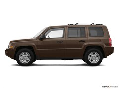 Used 2007 Jeep Patriot 4WD  Sport SUV 1J8FF28WX7D267106 FT2451 for sale in Philadelphia