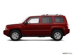 2007 Jeep Patriot Sport 4WD 4dr SUV