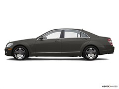 2007 Mercedes-Benz S-Class 5.5L V12 Sedan
