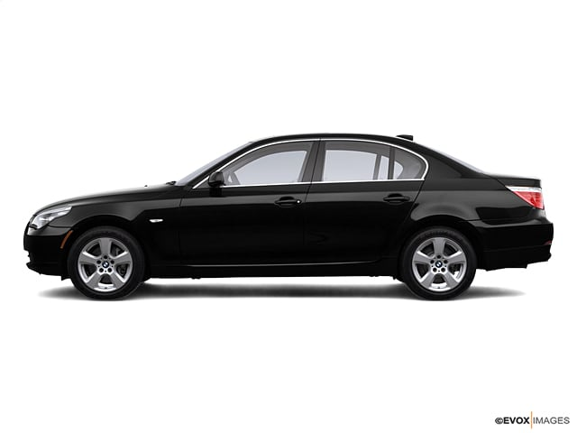 2008 BMW 5 Series 535xi Sedan