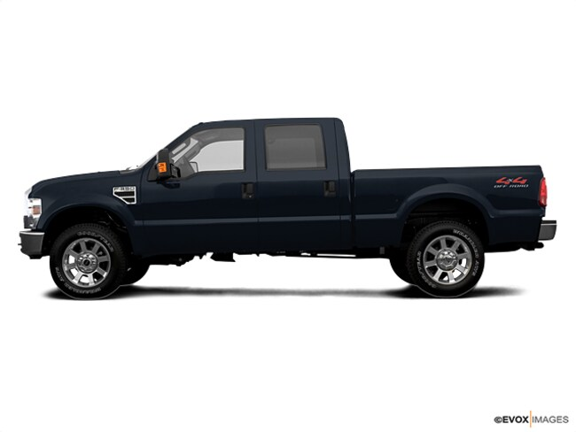Used 2008 Ford F-350SD Lariat Truck for sale in Rock Springs, WY