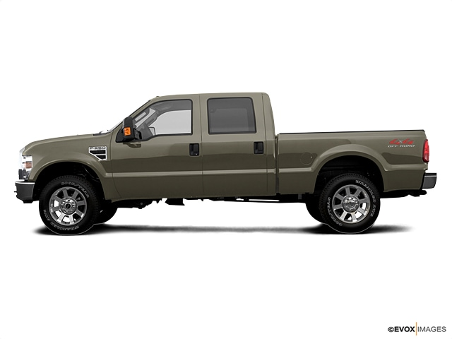 2008 Ford F-350 Super Duty Crew Cab Truck