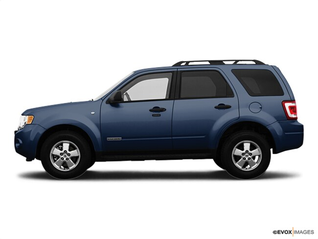 Used 2008 Ford Escape XLT SUV for sale in Decatur, IL