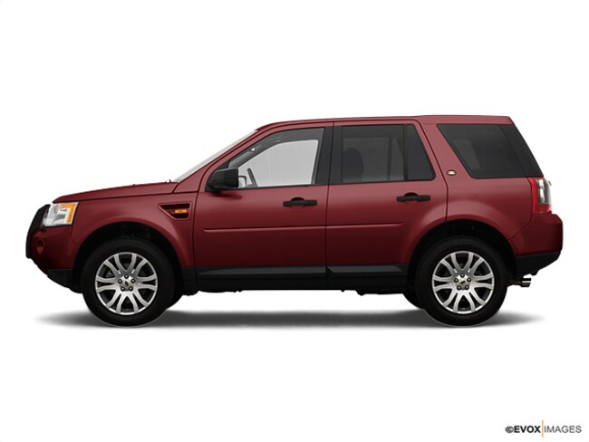 Pre-Owned 2008 Land Rover LR2 SE SUV in Bedford, NH