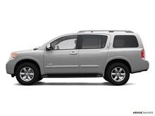 2008 Nissan Armada SUV SUV