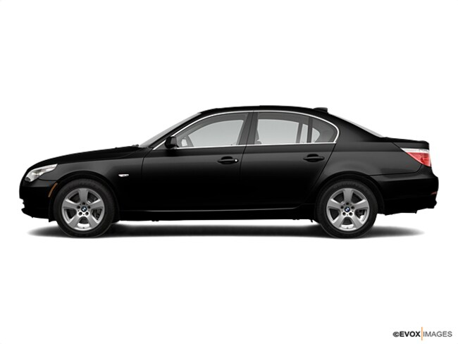 Used 2008 BMW 5 Series 528i 4dr Car for sale near Jersey City