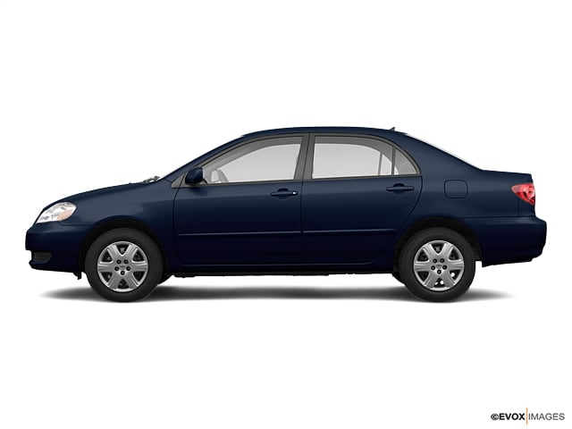 2008 Toyota Corolla CE Sedan