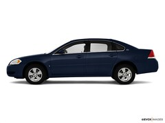 2008 Chevrolet Impala LT Car