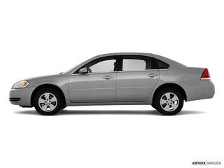 2008 Chevrolet Impala LTZ Sedan